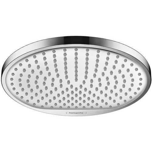 Additional image for Crometta S 240 1 Jet Shower Head (Chrome, EcoSmart).
