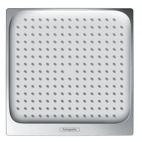 Additional image for Crometta E 240 1 Jet Shower Head (EcoSmart, Chrome).