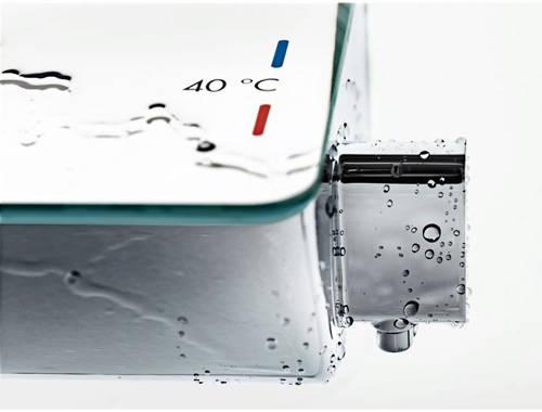 Additional image for Raindance Select E 360 1 Jet Shower Pack (White & Chrome).