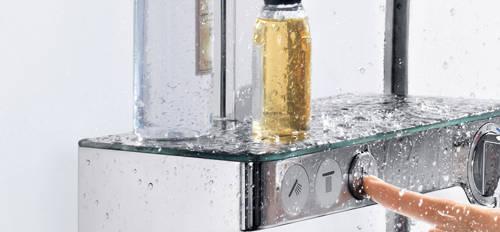 Additional image for Raindance Select E 300 3 Jet ST Showerpipe Pack (Chrome).