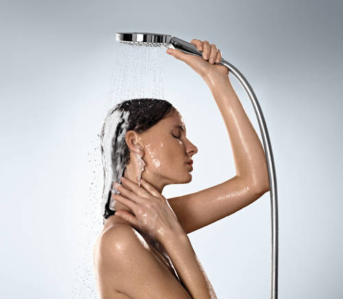 Additional image for Raindance E 300 ShowerTablet 350 Eco Pack With 1 Jet (Chrome).