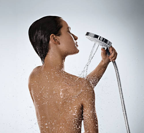 Additional image for Raindance E 300 ShowerTablet 600 Eco Pack With 1 Jet (Chrome).