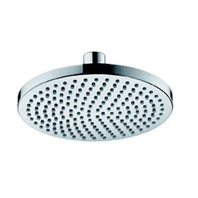 Additional image for Croma 160 1 Jet Shower Head (160mm, Chrome).
