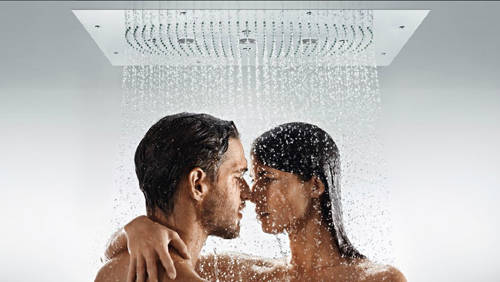 Additional image for Raindance Rainmaker 3 Jet Shower Head (680x460, Chrome).