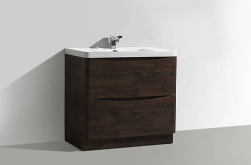 Additional image for Bali Bathroom Furniture Pack 05 (Chestnut).