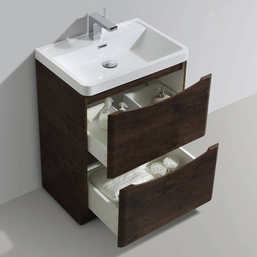 Additional image for Bali Bathroom Furniture Pack 06 (Chestnut).