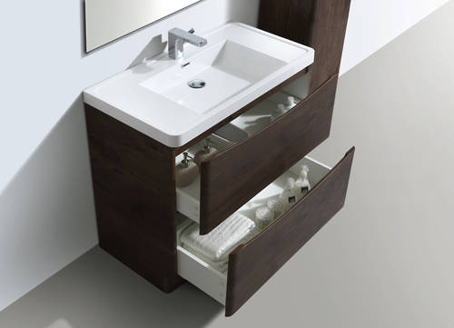Additional image for Bali Bathroom Furniture Pack 09 (Chestnut).