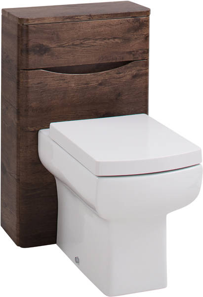 Additional image for Bali Bathroom Furniture Pack 11 (Chestnut).