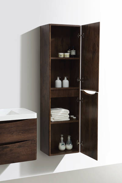 Additional image for Bali Bathroom Furniture Pack 12 (Chestnut).