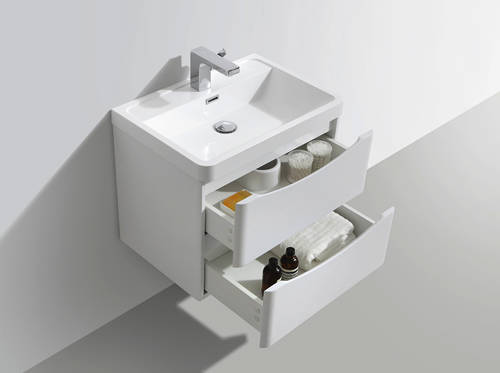 Additional image for Bali Bathroom Furniture Pack 07 (White Ash).