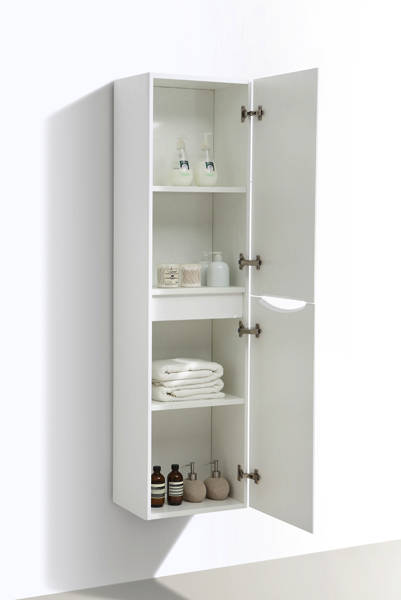 Additional image for Bali Bathroom Furniture Pack 10 (White Ash).