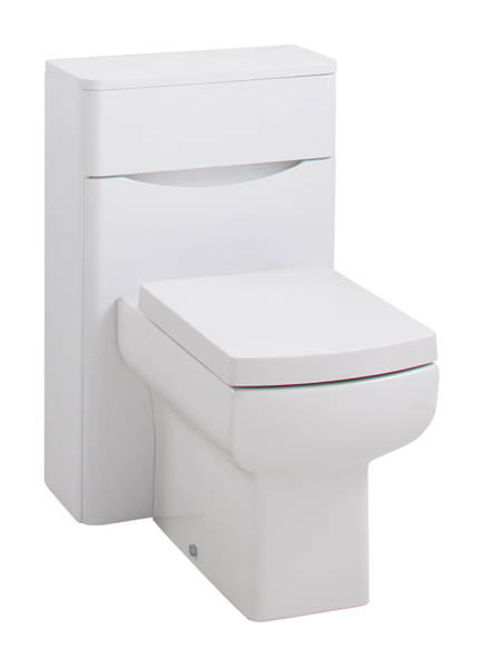 Additional image for Bali Bathroom Furniture Pack 11 (White Ash).