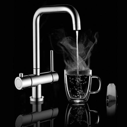 Additional image for 3 in 1 Boiling Water Kitchen Tap (Hot, Cold & Filtered Boiling).