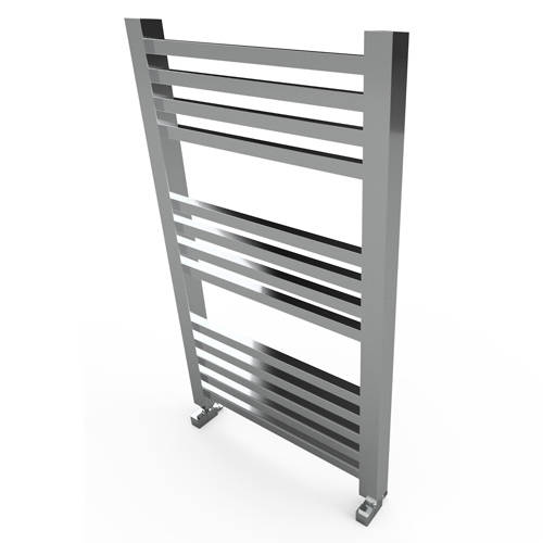 Additional image for Talon Straight Towel Radiator 800x500mm (Chrome).