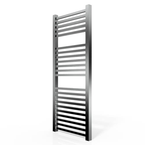 Additional image for Talon Straight Towel Radiator 1200x500mm (Chrome).