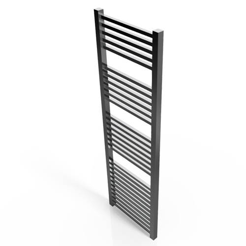 Additional image for Talon Straight Towel Radiator 1600x500mm (Chrome).