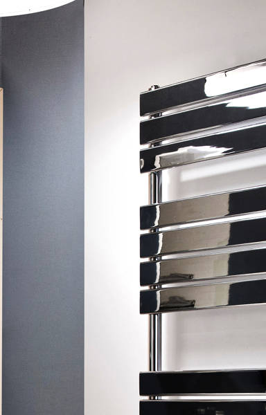 Additional image for Swift Heated Towel Radiator 800x500mm (Chrome).