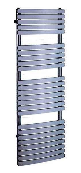 Additional image for Orchid Towel Radiator 1700x500mm (Chrome).