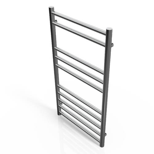 Additional image for Luxe Towel Radiator 800x450mm (Stainless Steel).