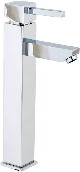 Additional image for High Rise Mono Mixer Tap (Chrome).