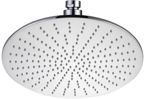 Extra Large Round Shower Head (400mm). Hydra Showers HI-HEAD08