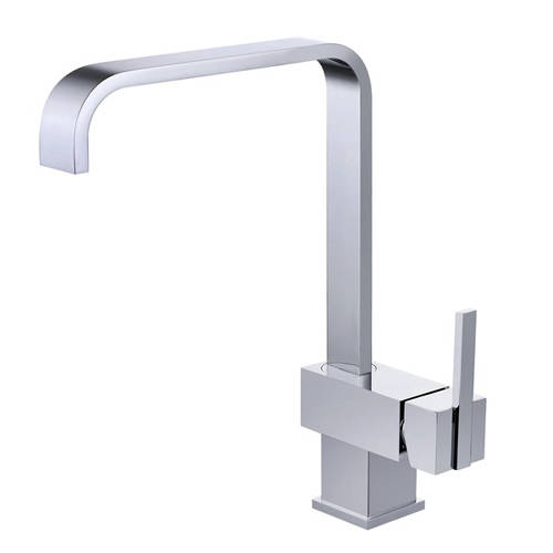 Additional image for Megan Kitchen Tap With Single Lever Control (Chrome).