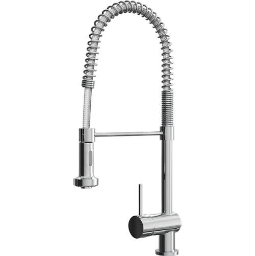 Additional image for Pull Out Rinser Kitchen Tap (Chrome).