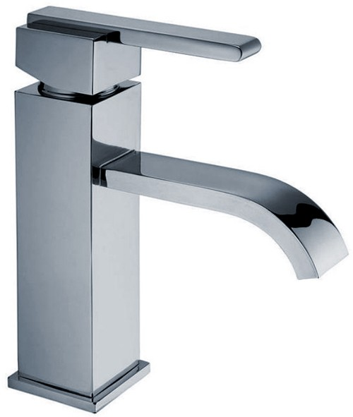 Additional image for Basin Tap & Waste (Chrome).