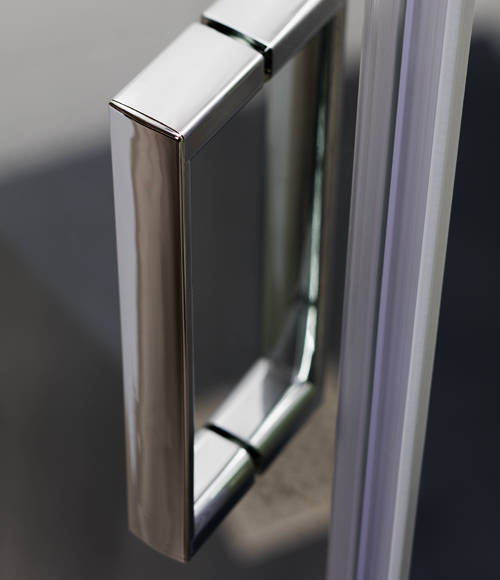 Additional image for En Suite Bathroom Pack With Offset Enclosure 1200x800mm (LH, 6mm).