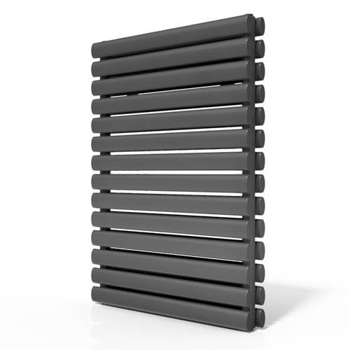 Additional image for Celsius Double Panel Radiator 633x826mm (Anthracite).