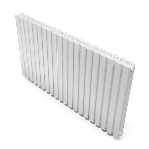 Additional image for Celsius Double Panel Radiator 633x1180mm (White).