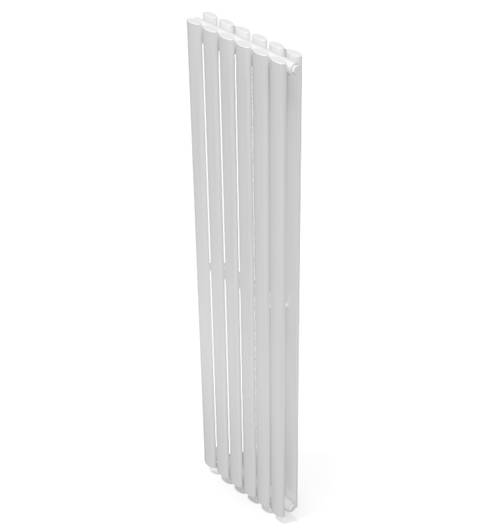 Additional image for Celsius Double Panel Vertical Radiator 1500x354mm (White).