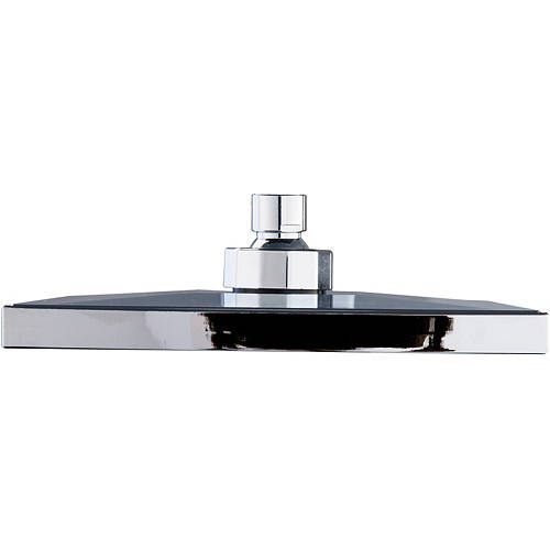 Additional image for Square Shower Head (200x200mm, Chrome).