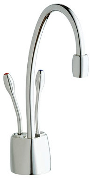 Additional image for Steaming Hot & Cold Filtered Kitchen Tap (Brushed Steel).