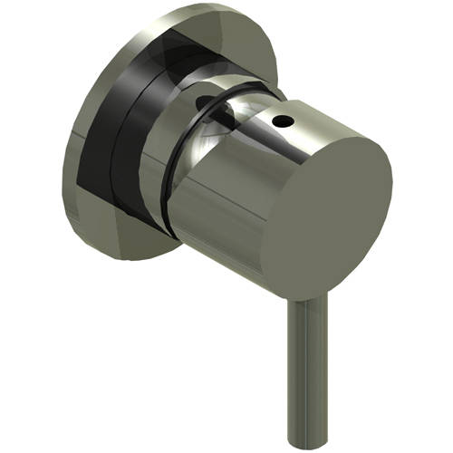Additional image for Concealed Shower Valve & Ceiling Mounted Head (S Steel).