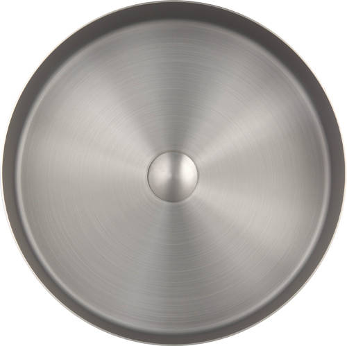 Additional image for Round Counter Top Basin (400mm, Stainless Steel).