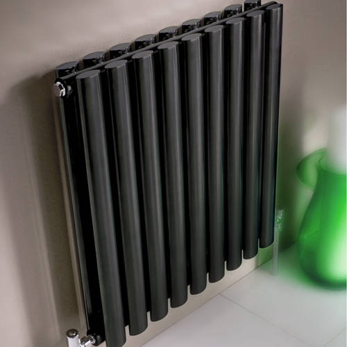 Additional image for Aspen Radiator 780W x 600H mm (Double, Anthracite).