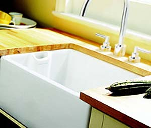 Additional image for Beflast 1.0 Bowl Ceramic Sink. 595mm x 455mm.