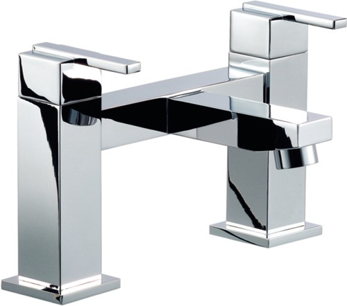 Additional image for Bath Filler Tap (Chrome).