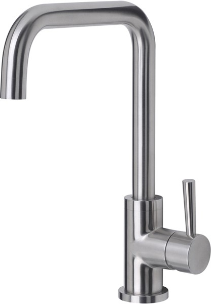 Additional image for Melo Kitchen Tap With Swivel Spout (Stainless Steel).