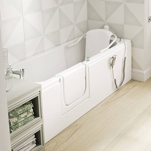 Additional image for Aventis Bath With Left Hand Door Entry & Power Lift Seat (1690x690).