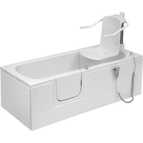 Additional image for Aventis Bath With Left Hand Door Entry & Power Lift Seat (Whirlpool).