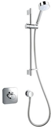 Additional image for Concealed Thermostatic Shower Valve With Slide Rail Kit (Eco).