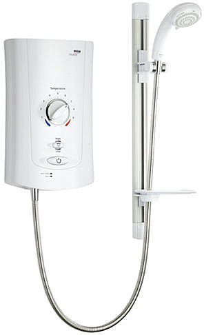 Additional image for Flex Low Pressure Electric Shower 9.0kW (W/C).