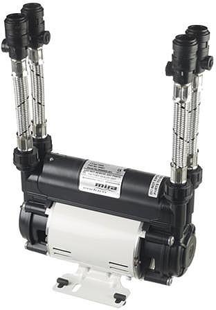 Additional image for Twin Ended Impeller Shower Pump (2.0 Bar).