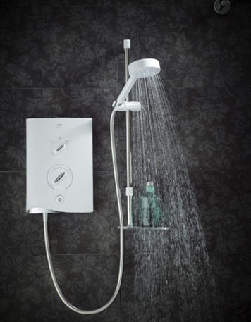 Additional image for Sport Multi-Fit Electric Shower 9.8kW (W/C).