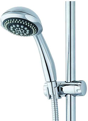 Additional image for Atmos Sigma Bar Shower Valve With Slide Rail Kit.