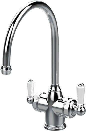 Additional image for Boiling Water Kitchen Tap (Chrome Plated).