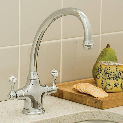 Additional image for Kitchen Mixer Tap (Chrome).