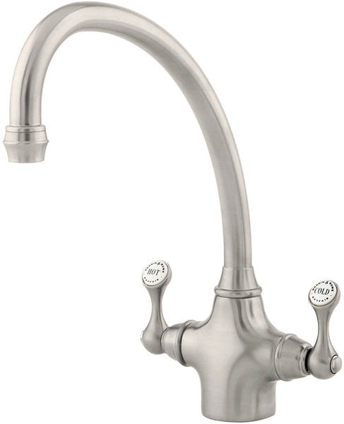 Additional image for Kitchen Mixer Tap (Pewter).